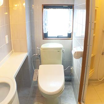 7F トイレ・シャワールーム