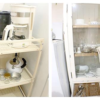 キッチンラック・食器棚