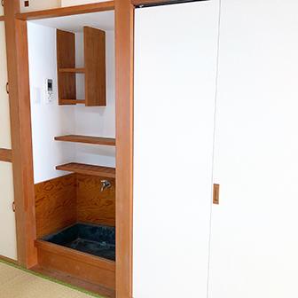 8F 和室水屋