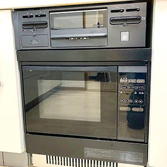 キッチン備付オーブン