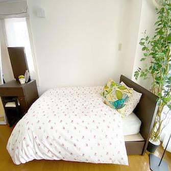 寝室Cシングルベッド