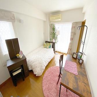 寝室C女の子部屋