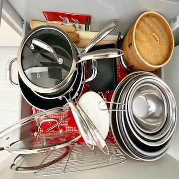 調理器具備品